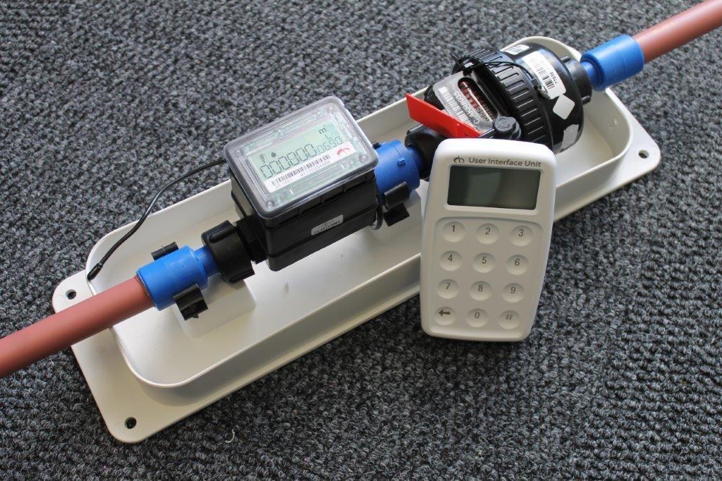 US PP Prepaid Water Meter