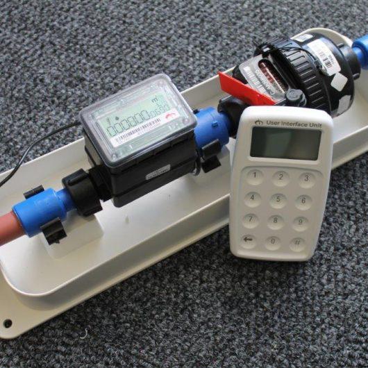 US PP Water Meter