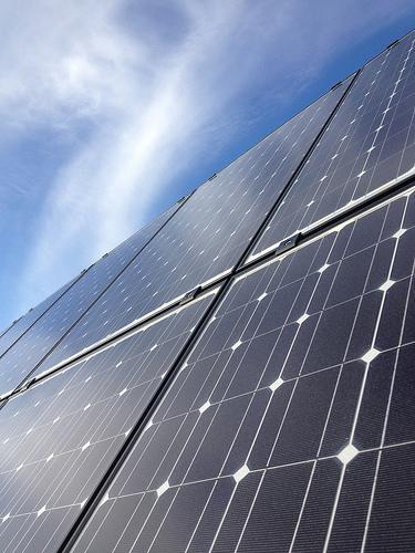 Solar Pv Modules On Nova Scotia Community Colleage